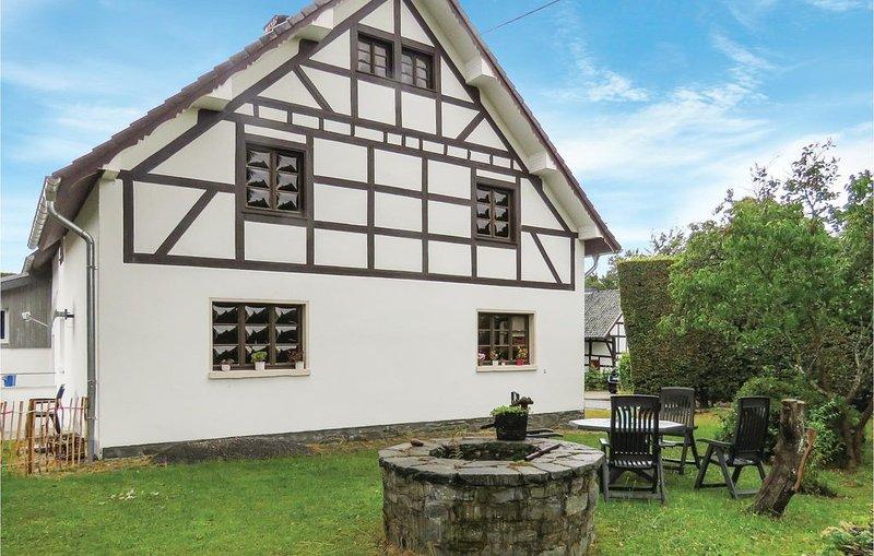 4 Zimmer Unterkunft in Monschau/Höfen, holiday rental in Monschan