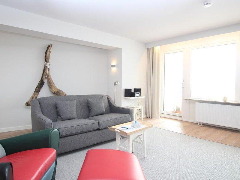 Haus Metropol - App. 234 SWB, holiday rental in Sylt-Ost