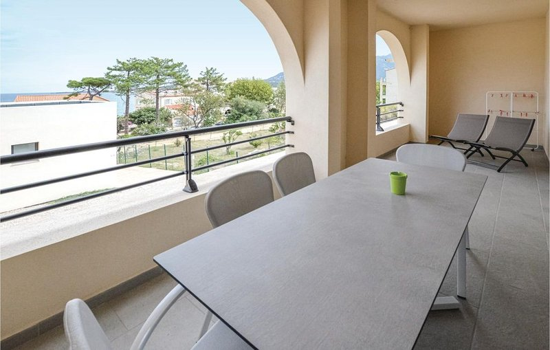 2 Zimmer Unterkunft in Algajola, holiday rental in Algajola