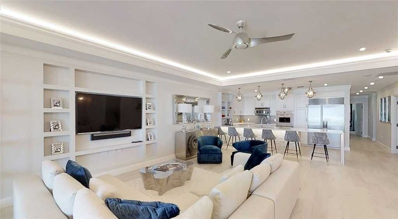 Large Oceanfront Residence Located at The Ritz-Carlton, Grand Cayman, vacation rental in Seven Mile Beach