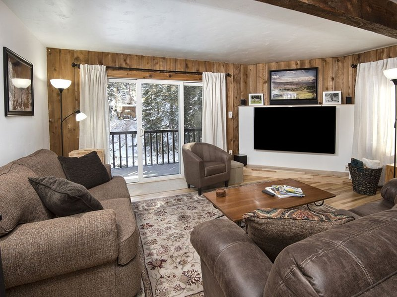 Creekside 3 Bdrm Vail Condo on Bus Line, Convenient, Great Value, holiday rental in Minturn