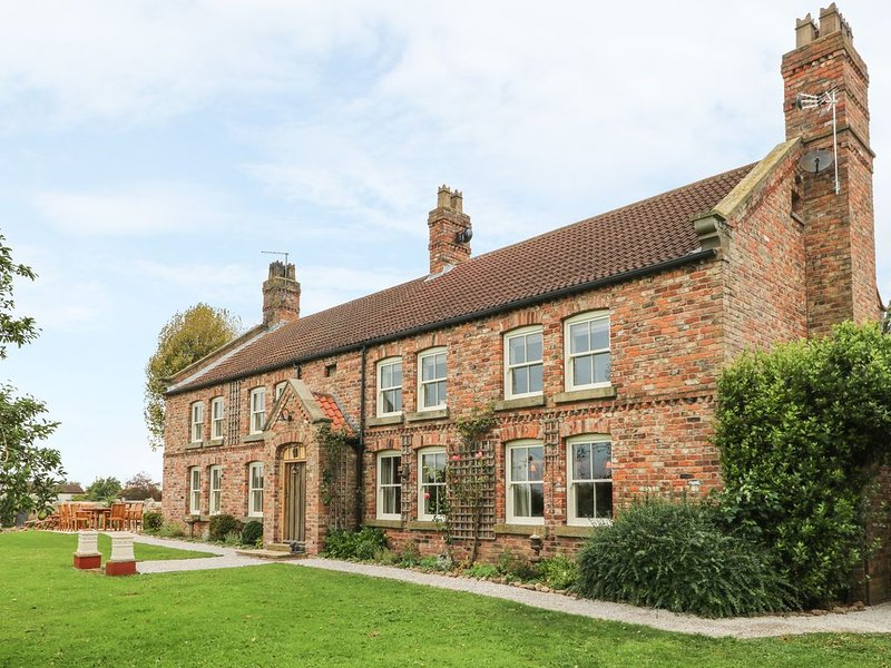 Copmanthorpe Hall, COPMANTHORPE, location de vacances à Ryther