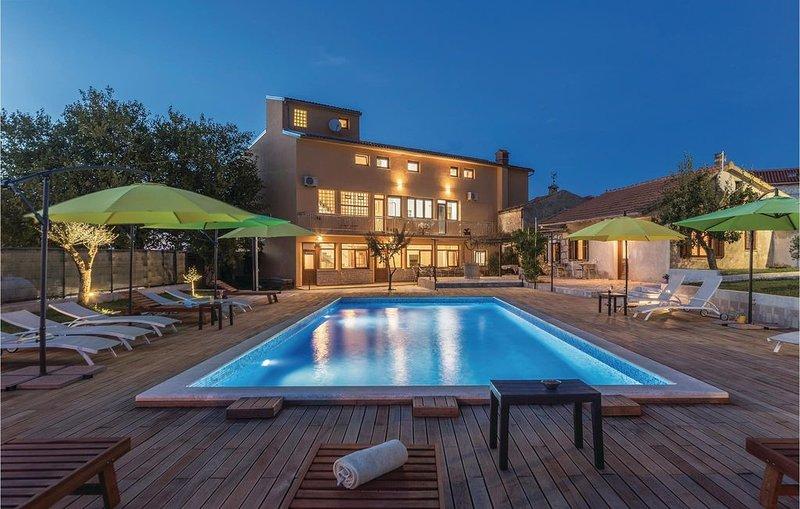 10 Zimmer Unterkunft in Marcana, casa vacanza a Marcana
