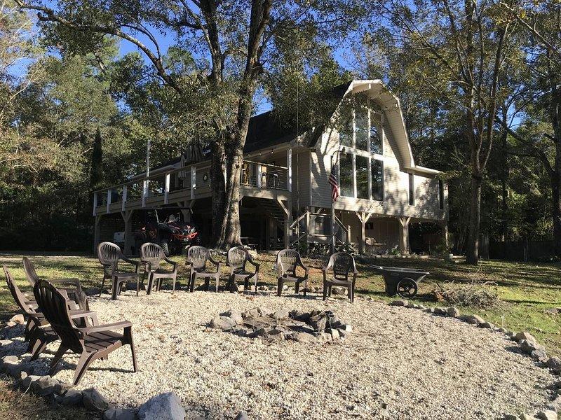 Tchoutacobouffa house on River Bend – semesterbostad i Biloxi