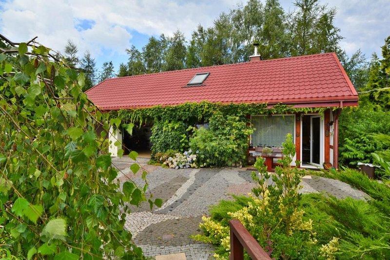 Ferienhaus, Drzonowo, holiday rental in Niechorze
