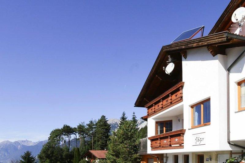 Doppelhaushälfte Jäger, Ötz, holiday rental in Silz