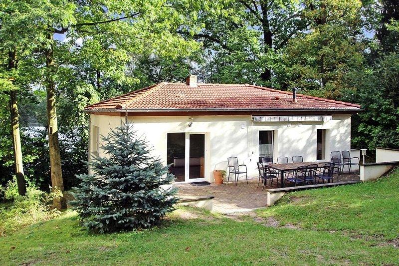 Ferienhaus am Vordersee, Dobbrikow, location de vacances à Schwielowsee