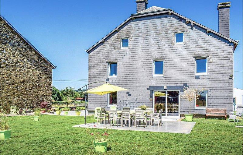 4 Zimmer Unterkunft in Houffalize, holiday rental in Wibrin
