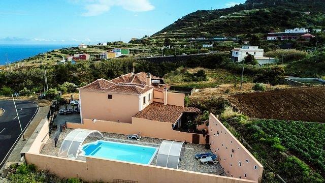 Casa El Correo para 6 personas, location de vacances à San Andres y Sauces