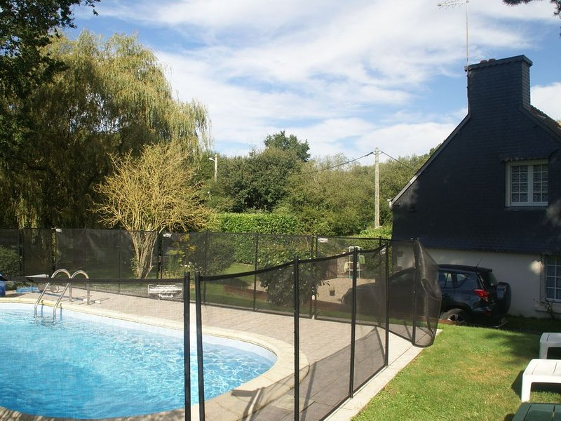 Cozy Holiday Home in Billio with Private Pool, vacation rental in Saint-Servant