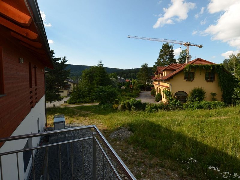 Modern apartment in Lipno 200m from the shore and 800m from the ski lift, holiday rental in Lipno nad Vltavou