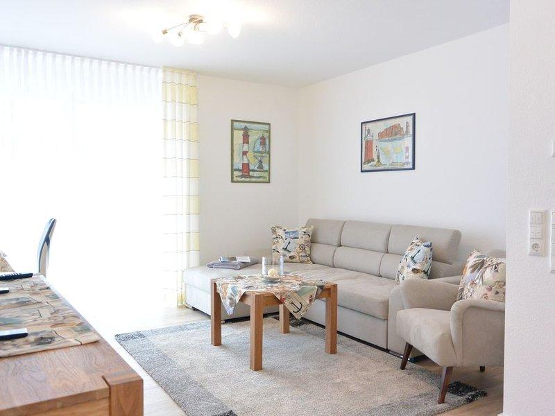 Ferienwohnung/App. für 3 Gäste mit 64m² in Norden - Norddeich (125555), vacation rental in Lutetsburg