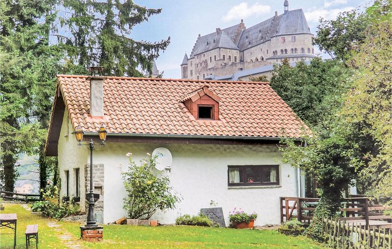 3 bedroom accommodation in Vianden, holiday rental in Luxembourg