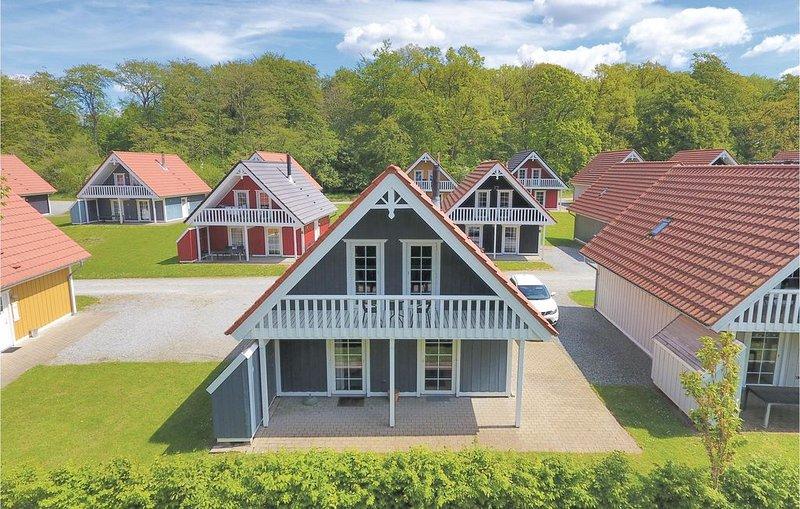 4 Zimmer Unterkunft in Gråsten, aluguéis de temporada em South Jutland