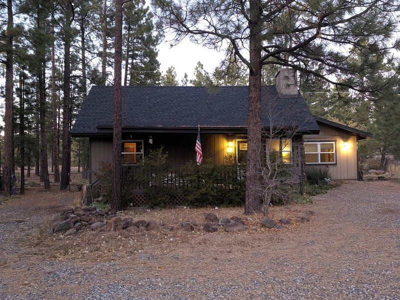 Forest as Your Backyard - Near Flagstaff, Grand Canyon, Sedona, holiday rental in Munds Park
