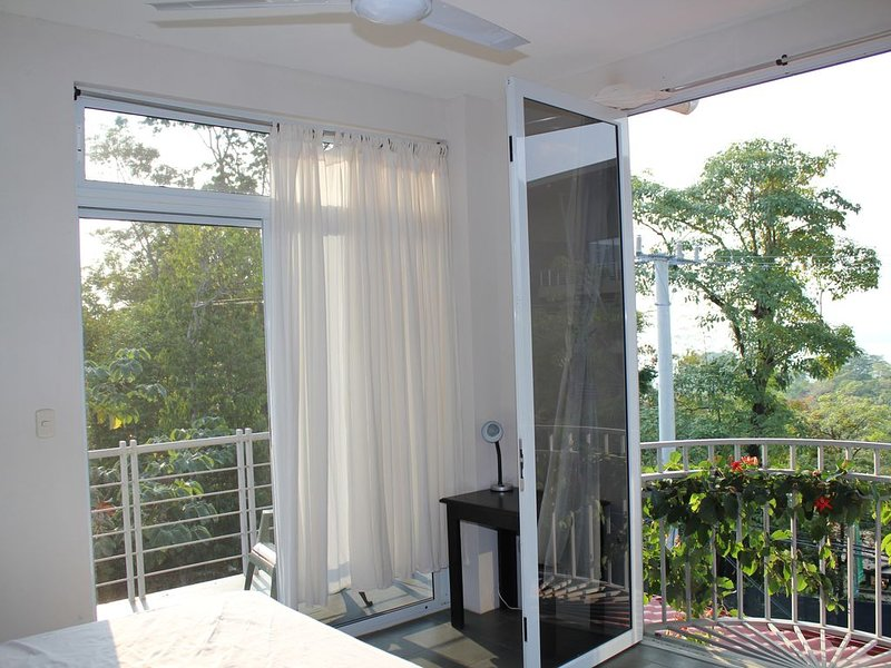 Hight-View on National-Park and Manuel-Antonio Bay, holiday rental in San Carlos