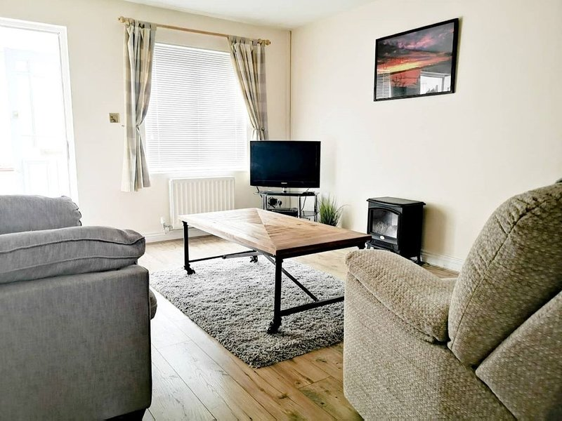 ⭐️ Central Cardiff location & Free Parking, vakantiewoning in Cardiff
