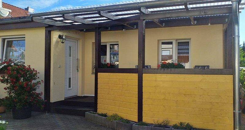 Ruhiges Ferienhaus für 2 Personen, alquiler de vacaciones en Wernigerode