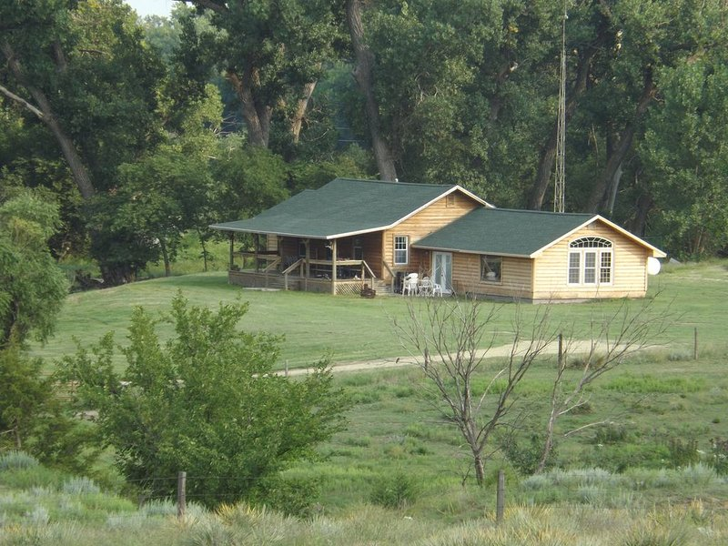 Country Lodge for Rent--Families,Kids, Pets and Horses Welcome, alquiler vacacional en Kansas