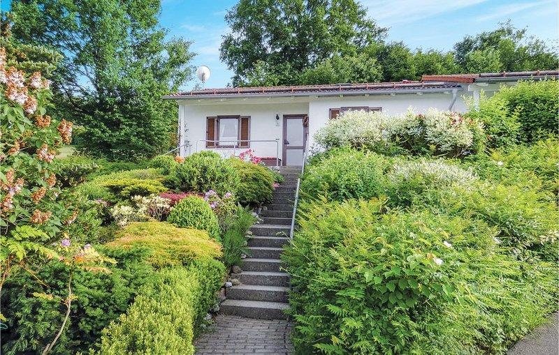 3 Zimmer Unterkunft in Falkenstein, location de vacances à Falkenstein