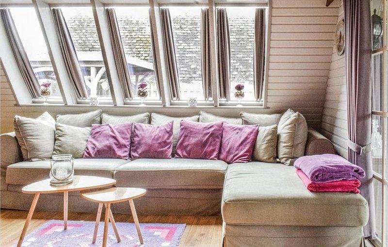 2 Zimmer Unterkunft in Middelkerke, alquiler de vacaciones en Lombardsijde
