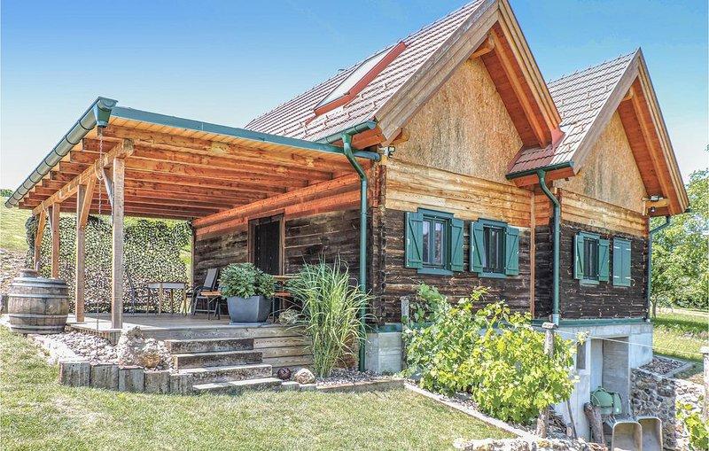 2 Zimmer Unterkunft in Kohfidisch, Ferienwohnung in Bad Tatzmannsdorf