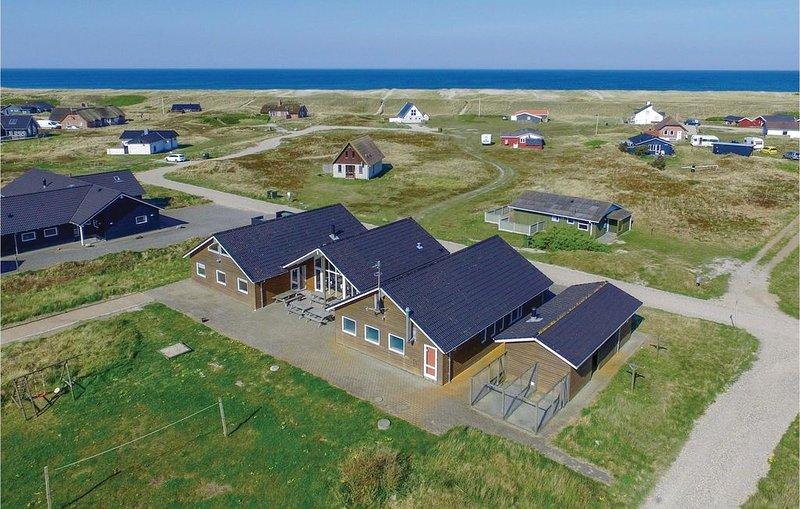 12 Zimmer Unterkunft in Harboøre, location de vacances à Lemvig