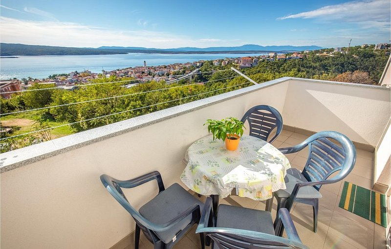 1 bedroom accommodation in Crikvenica, holiday rental in Crikvenica