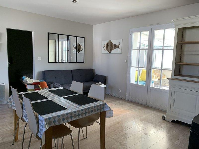Sympathique maison sur l'île de Noirmoutier, holiday rental in Barbatre