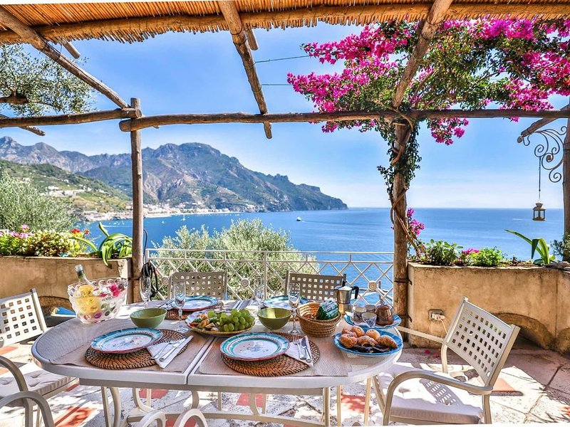 Star Fish House - Your House In Amalfi Coast, vakantiewoning in Ravello