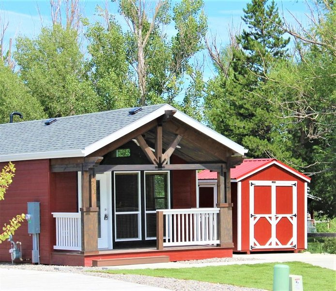 Cutthroat Cottage, vacation rental in Clyde Park