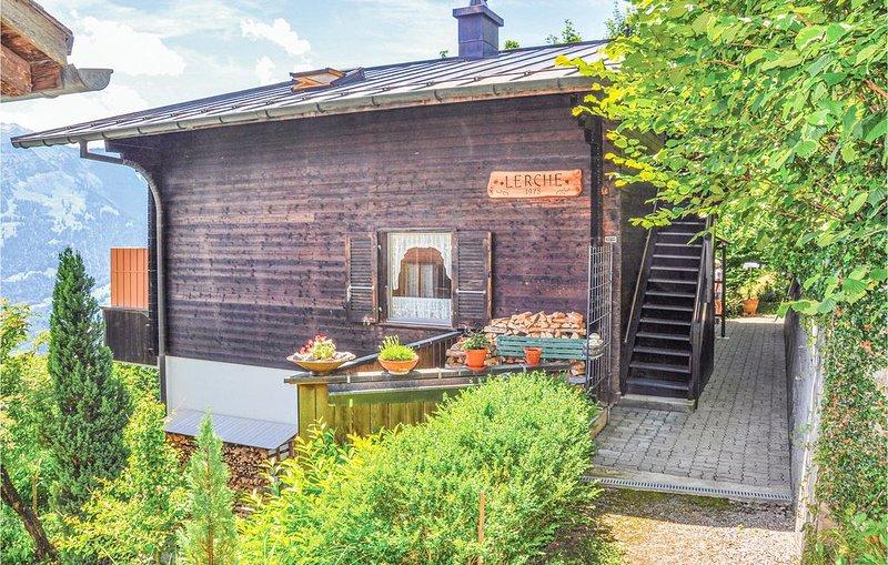 1 Zimmer Unterkunft in Beatenberg, vacation rental in Spiez