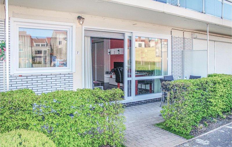 1 bedroom accommodation in Blankenberge, vacation rental in Blankenberge