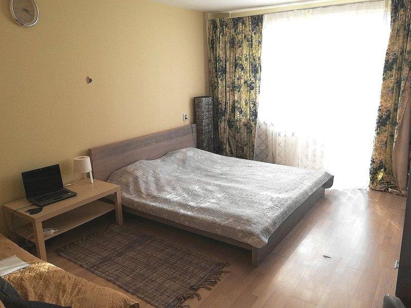 Cosy 2 bedroom appartment close to Old City of Riga, location de vacances à Riga