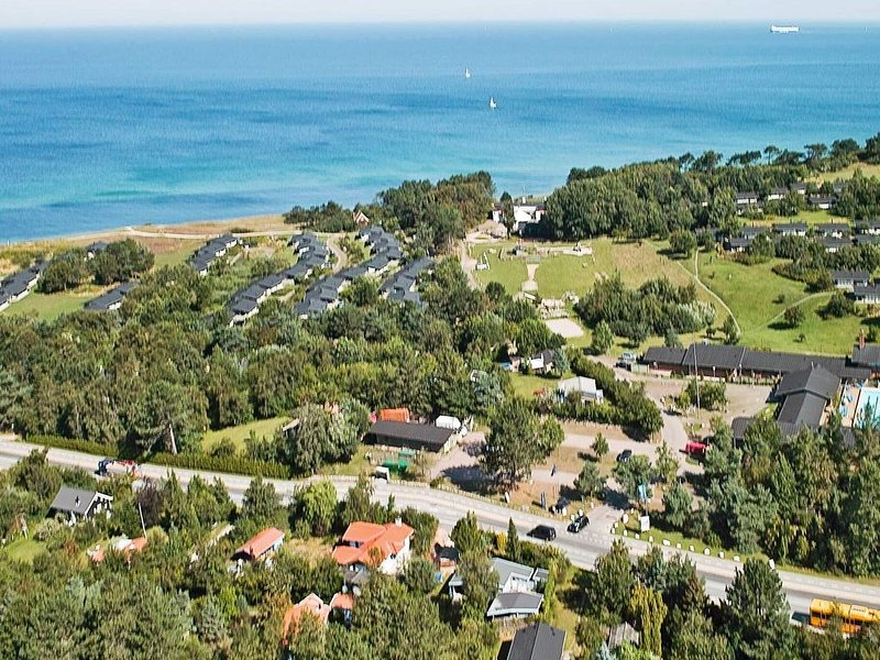 6 person holiday home on a holiday park in Gilleleje, vacation rental in Hoganas