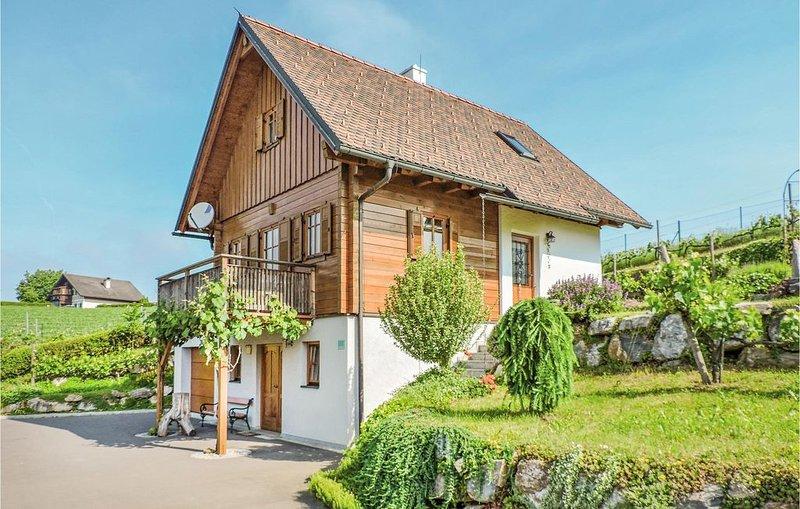 1 Zimmer Unterkunft in Feldbach, location de vacances à Kukmirn