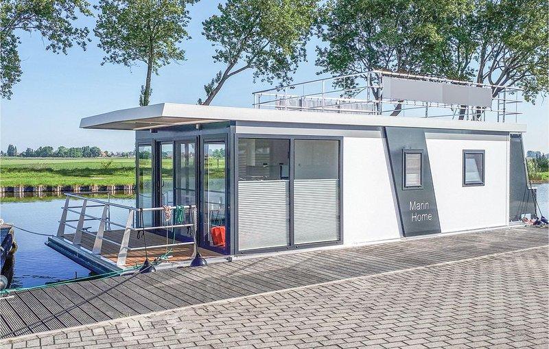 2 Zimmer Unterkunft in Nieuwpoort, casa vacanza a Lombardsijde