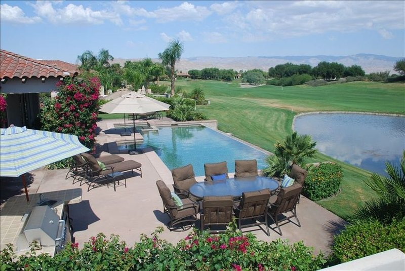 Unbelievable Home on Golf Course-Misson Hills at the Legacy, holiday rental in Rancho Mirage