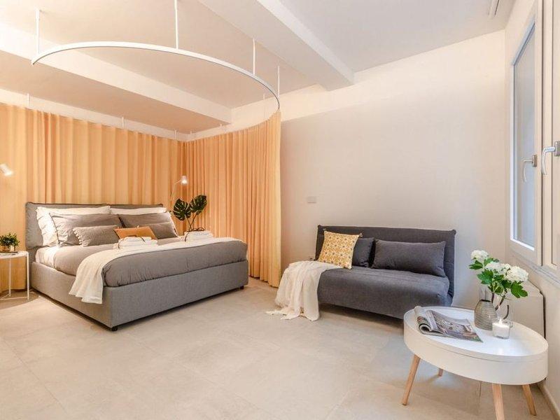 Una piccola alcova moderna ed intima nel centro storico di Bologna., holiday rental in Rastignano
