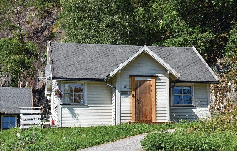 3 Zimmer Unterkunft in Vallavik, location de vacances à Hordaland