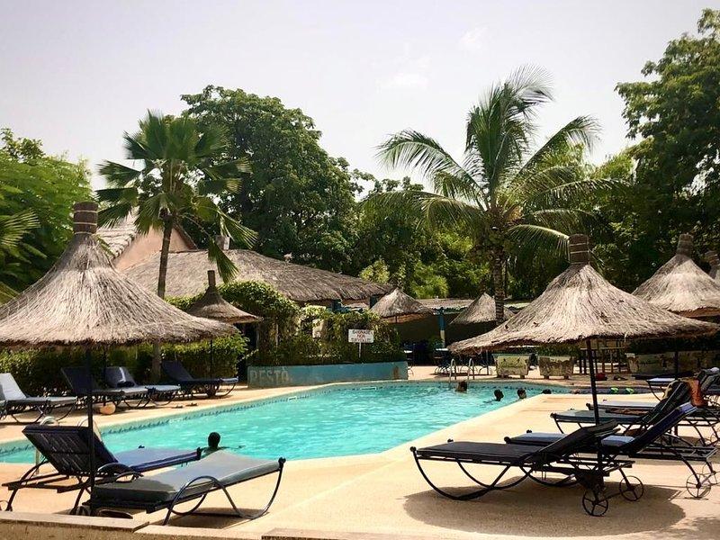 Villa Kadia Paradis 2, location de vacances à Saly