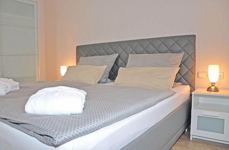 Apartment-Landhaus Bruckner - Bedroom 1