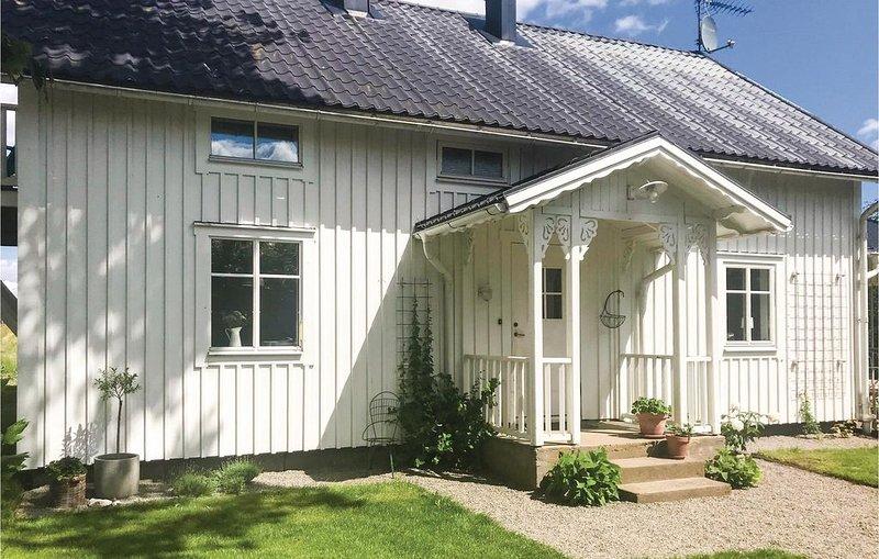 3 Zimmer Unterkunft in Gislaved, holiday rental in Hestra