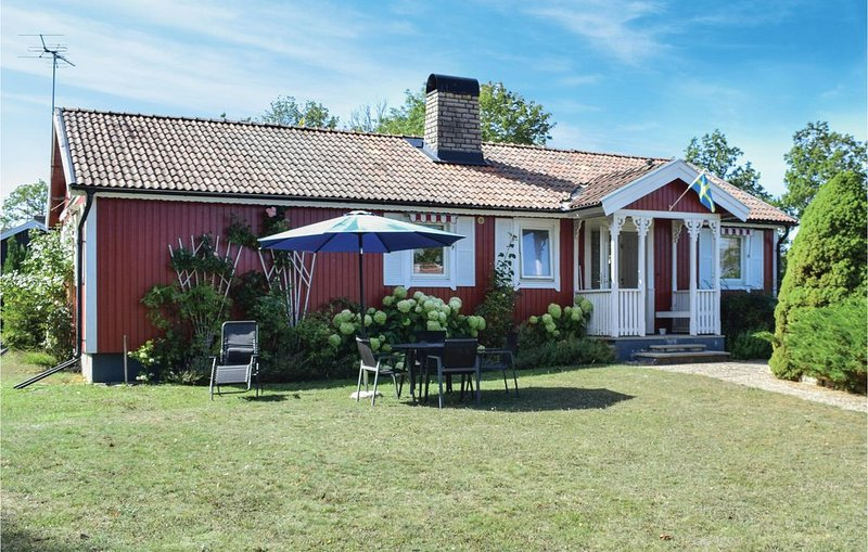 3 Zimmer Unterkunft in Köpingsvik, aluguéis de temporada em Monsteras