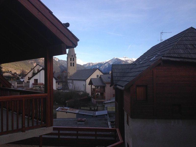Apartment built in 2007, holiday rental in Saint-Chaffrey