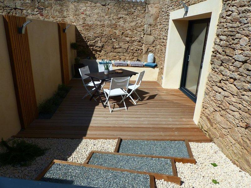 Le Stépharion, Gîte 4-6 personnes (12 min Puy du Fou), holiday rental in Saint-Georges-de-Montaigu