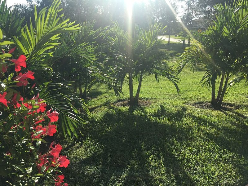 Enhanced cleaning Protocol. Brilliant view of nature preserve. 30 days min ., holiday rental in Port Salerno