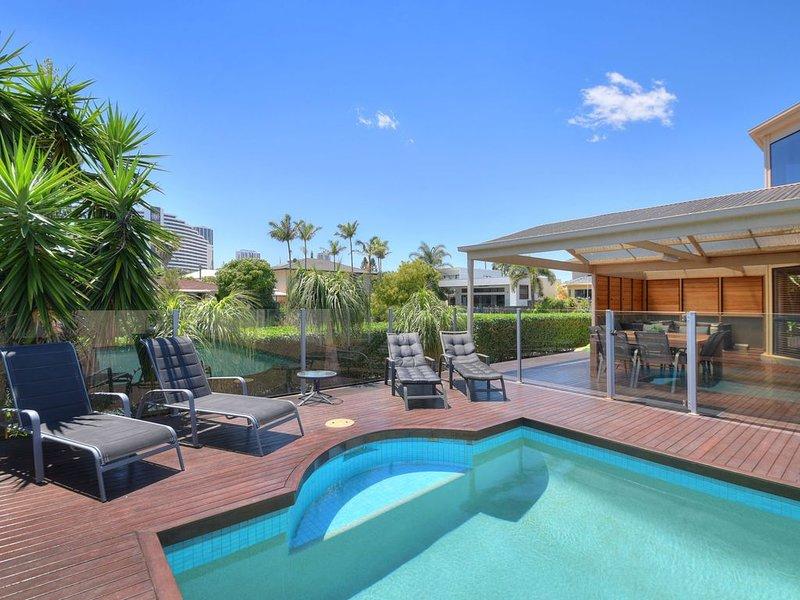 Bliss On Sunshine - Broadbeach Waters, QLD, casa vacanza a Mermaid Beach