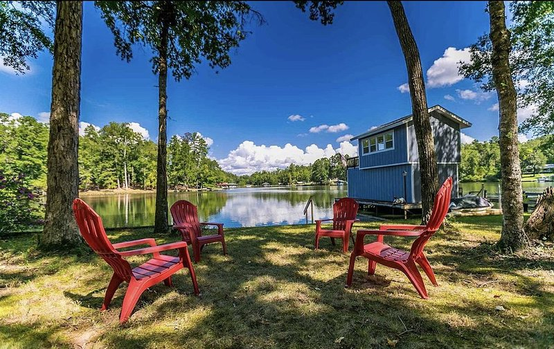 MiMi's Rest&Retreat at Lake Sinclair, vacation rental in Milledgeville