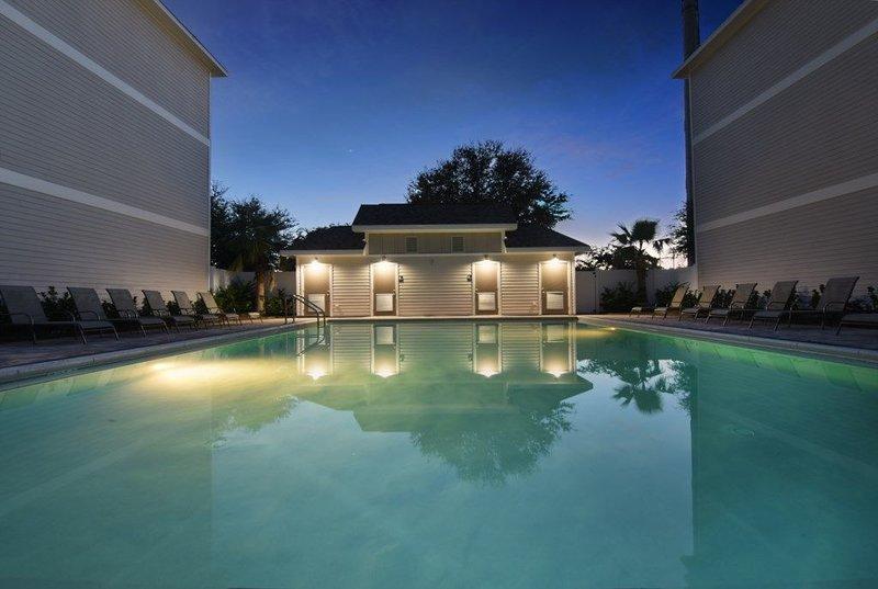 Extra Large Communal Pool